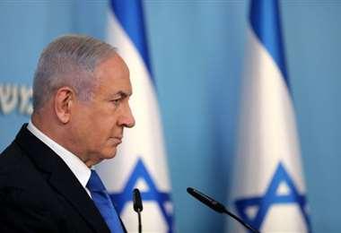 "Netanyahu pide a Biden ""reforzar la alianza"""