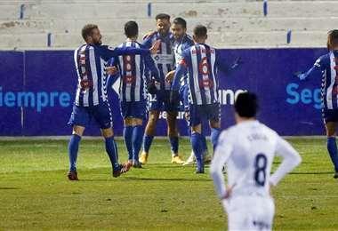 Alcoyano dejó fuera al Real Madrid. Foto: AS
