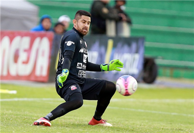 Luis Cárdenas jugará en Tarija esta temporada. Foto: El Deber