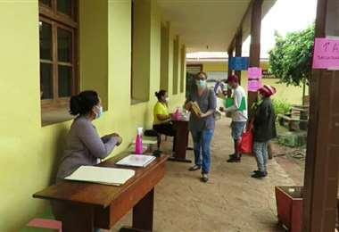 Avanzan las inscripciones escolares en las provincias