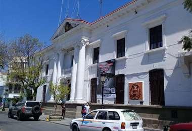 Edificio de la Gobernación de Tarija