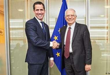 Parlamento Europeo pide a la UE reconocer a Guaidó como presidente interino de Venezuela