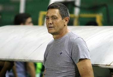 Soria no quiere mucha gente en torno del plantel de Wilstermann. Foto: Archivo / EL DEBER