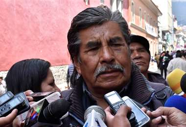 Felipe Quispe Huanca falleció la tarde del 19 de enero de 2021, a los 78 años