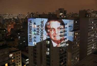 Protestas en Brasil contra gestión de la pandemia de Bolsonaro