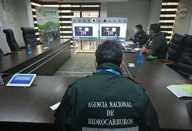 En la reunión se cambiaron experiencias con las autoridades venezolanas (Foto: ANH)