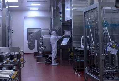 El instituto Serum en India, el mayor fabricante de vacunas