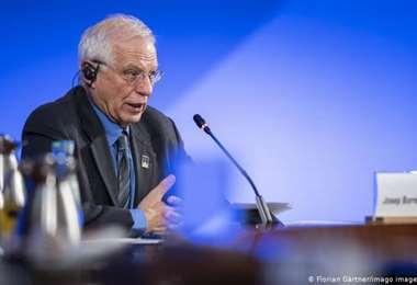 Josep Borrell, alto representante para Asuntos Exteriores de la Unión Europea | DW