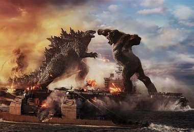 Dos de los monstruos más poderosos del cine se enfrentan