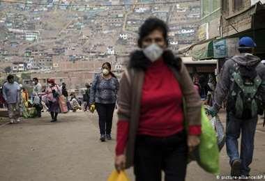 Perú tiene 33 millones de habitantes