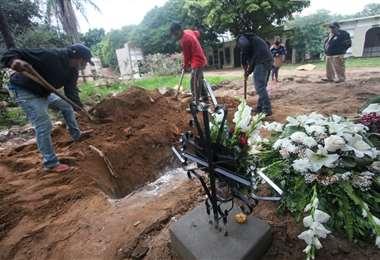Los decesos se lamentan en los nueve departamentos del país. Foto referencial: Ipa Ibañez