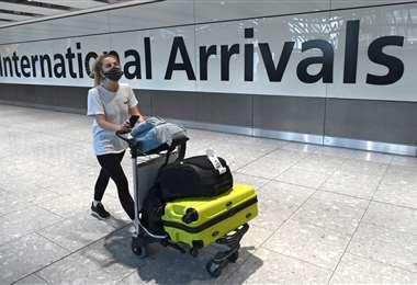 Países definen restricciones para viajeros/Foto: AFP