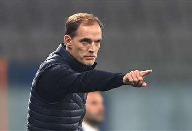 Thomas Tuchel, el nuevo entrenador del Chelsea. Foto: AFP