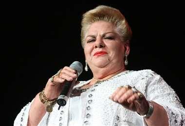 Paquita la del Barrio tiene 73 años, de los cuales 50 dedicó a la música