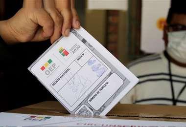 Las elecciones de 2020 sí fueron cambiadas de fecha. Foto referencial