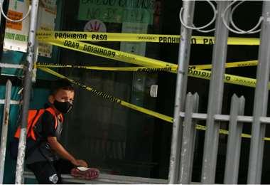 Piden a la población respetar los protocolos sanitarios. Foto: Ipa Ibañez