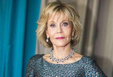 Jane Fonda será galardona por su trayectoria artística