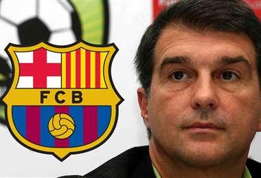 Joan Laporta, candidato a la presidencia de Barcelona. Foto: Internet