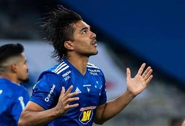 Martins se quedará en el Cruzeiro. Foto: Cruzeiro