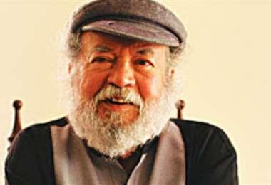 Muere Gil Imaná, uno de los más importantes pintores de Bolivia