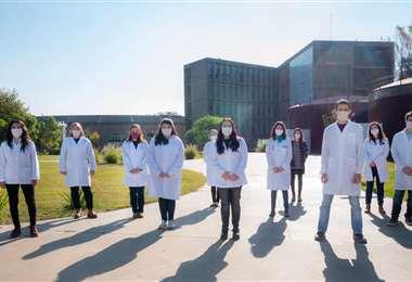 Grupo científico de Argentina