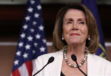 Pelosi dirigirá nuevamente el Congreso estadounidense