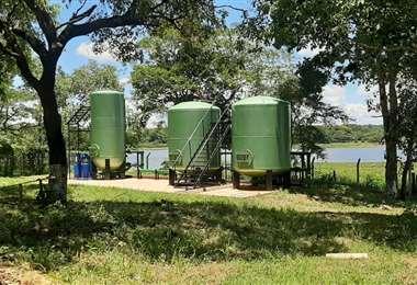 Las fallas en la planta potabilizadora perjudica a los habitantes de San Ignacio