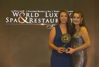 Camila Lechín es Chef Ejecutiva de Los Tajibos Hotel