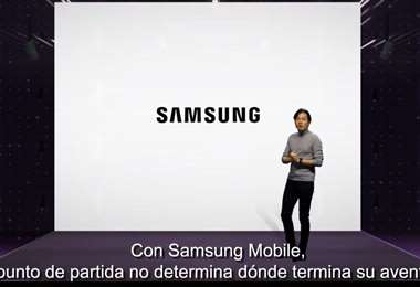 Lanzamiento del Samsung Galaxy S21
