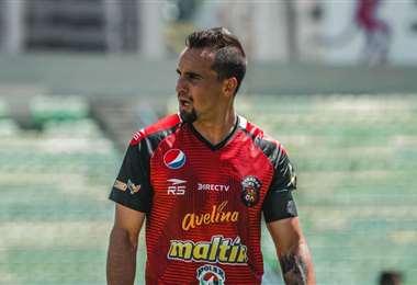 Este es Robert Hernández, el nuevo fichaje de Always Ready. Foto: internet