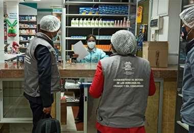 Los operativos en farmacias I Justicia.