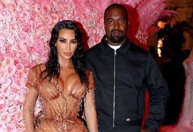 Kim y Kanye se casaron en 2013 y ya son padres de cuatro niños