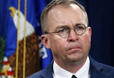 """""""No puedo seguir aquí"""" dice alto funcionario de Trump al renunciar"""