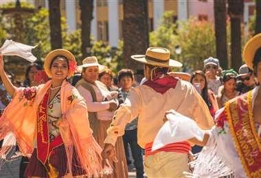 El Carnaval de Oruro y de Tarija se han suspendido por el Covid-19 /ABI