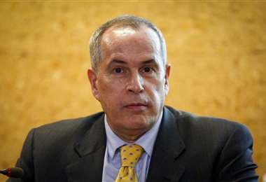 Decio Oddone, ex director de la Agencia Nacional de Petróleo