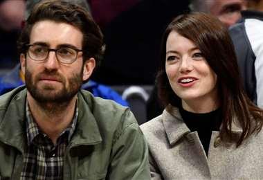 Emma Stone y su esposo Dave McCary serán padre por primera vez