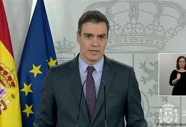 España trabajará con EEUU