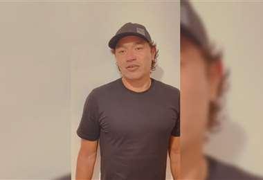 Gualberto Mojica, nueva contratación de Oriente. Foto: Captura video