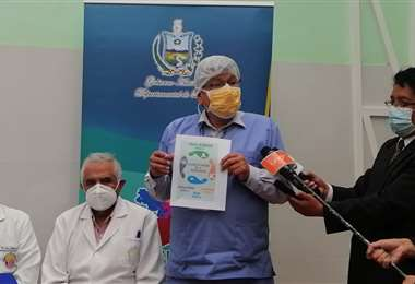 Hospital de la mujer en La Paz extrena software para citas previas