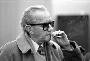 Juan Rulfo falleció a los 67 años el año 1986
