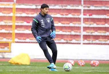 Rubén Cordano quiere retornar a la selección. Foto: Prensa FBF