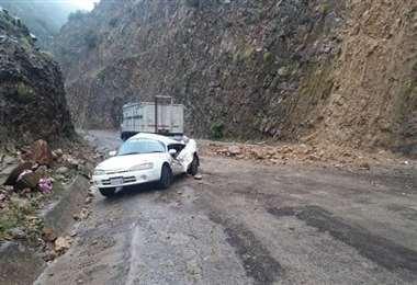 Otros ocupantes del vehículo resultaron heridos
