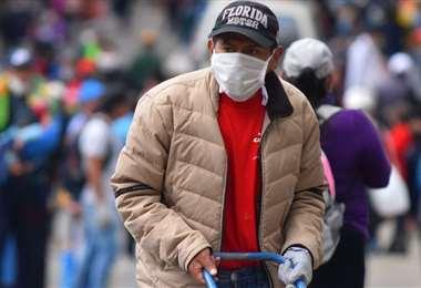 Las autoridades llaman a prevenir la enfermedad (Foto: ABI)