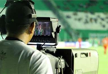 Se aproximan nuevas diferencias por los derechos de TV. Foto: Jorge Gutiérrez