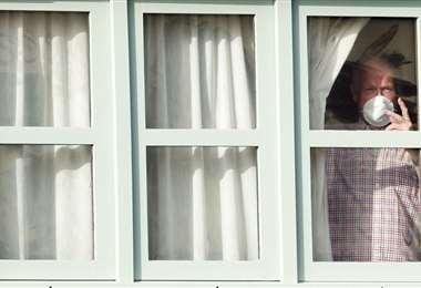 Por lo menos desde la ventana se debe ver la calle, para despejar la mente