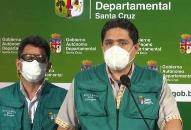 Ríos expuso que se elevará el plan al Gobierno central