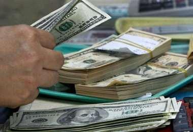 La reserva de dólares pueden cubrir siete meses de importaciones/Foto: Internet