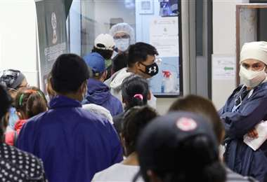 Cada hora, se registran 23 contagios. Foto: Jorge Gutiérrez