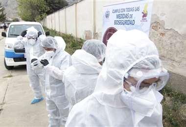 Las autoridades piden extremar cuidados por el número de casos (Foto: APG Noticias)