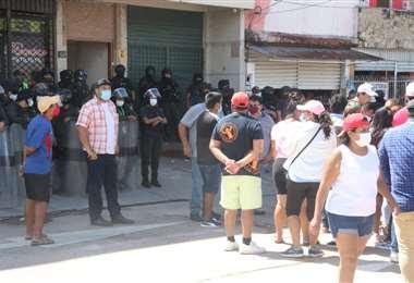 Médicos piden a la población cumplir con las normas sanitarias/ Foto: Juan Carlos Torrejón